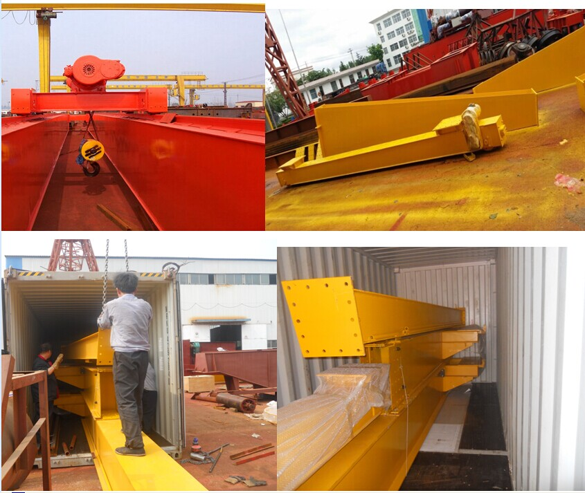 Crane Production and Delivery Photo