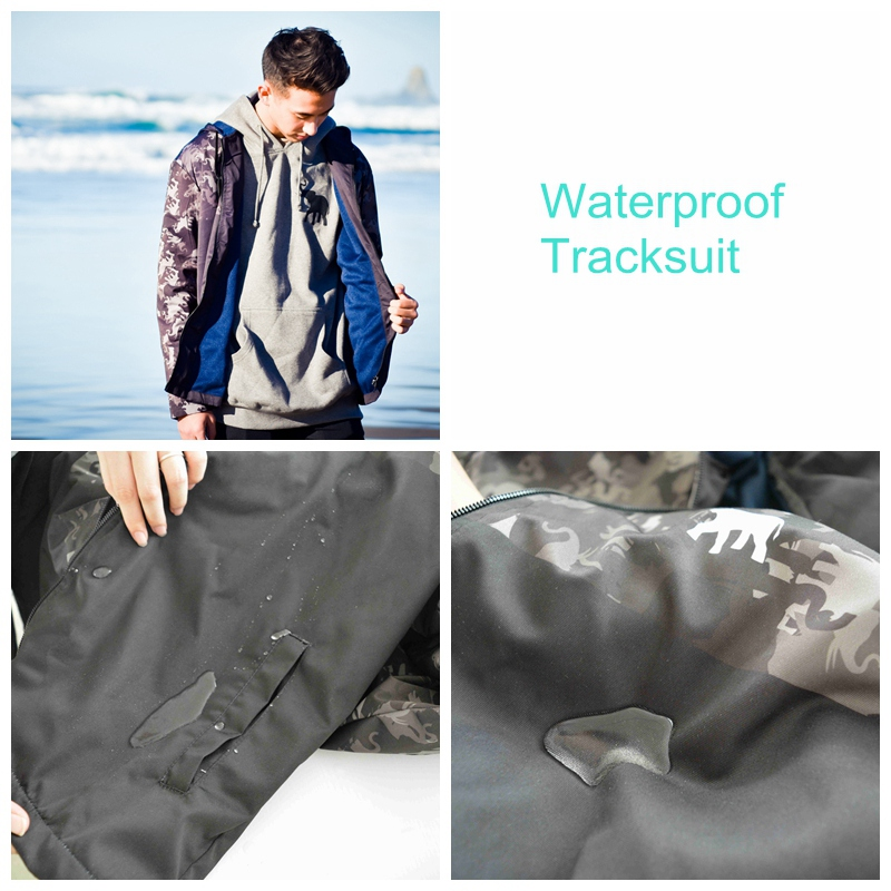 Waterproof Tracksuit