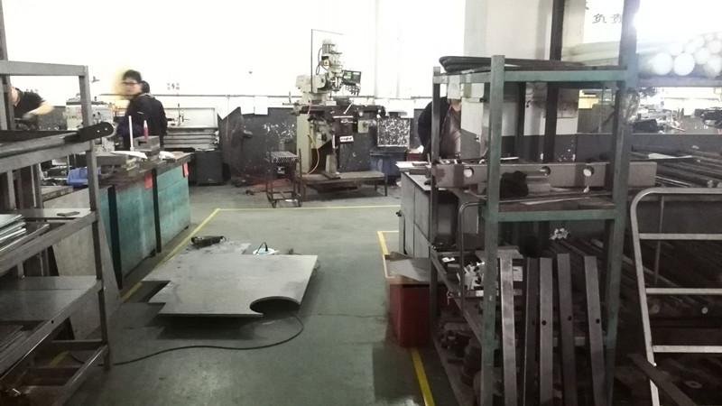 GZ Rongzhiyou factory show