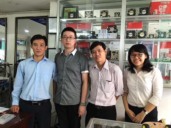 Vietnamese customers