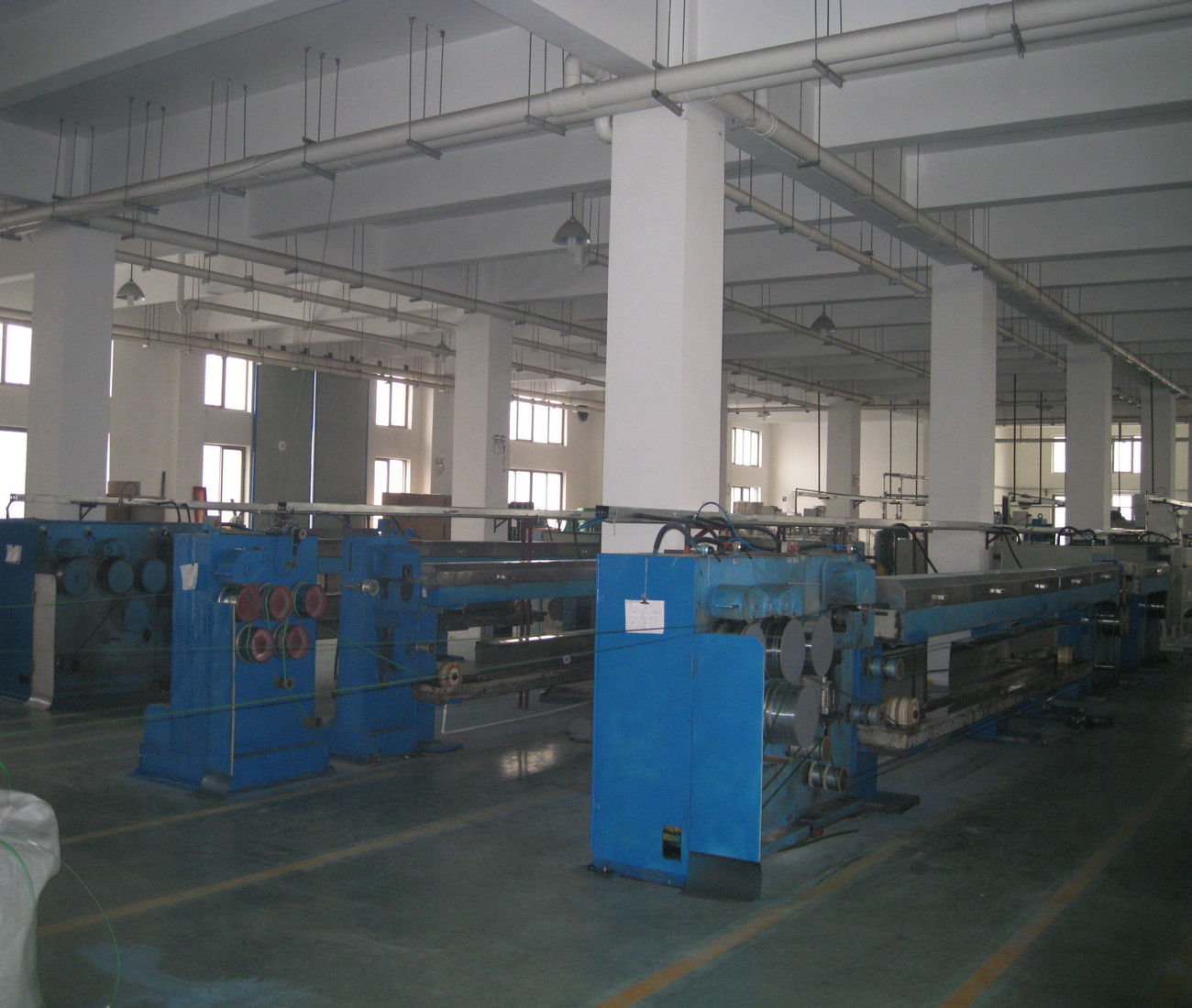 PET production line