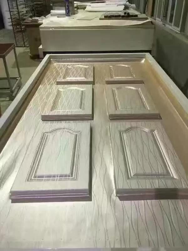 wood door sample