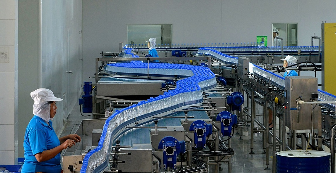 Drinking Mineral Water Production Line