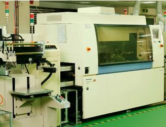 Automatic silkscreen machine