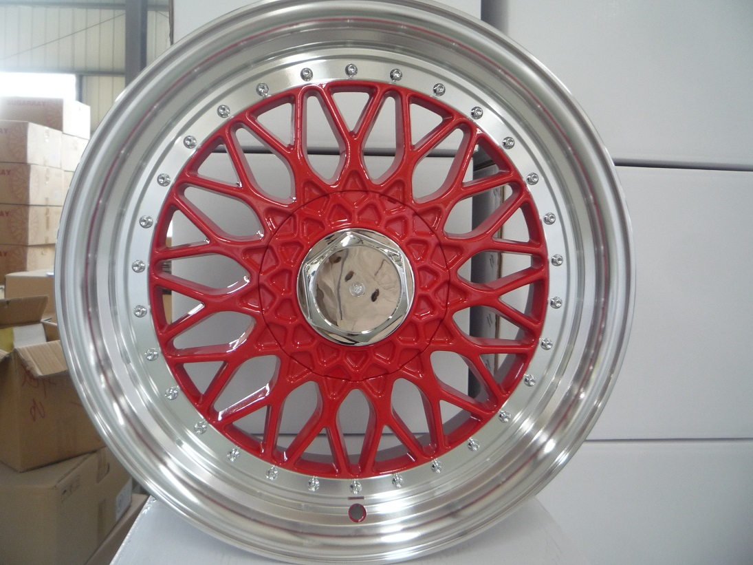 beautiful style alloy wheels for low price