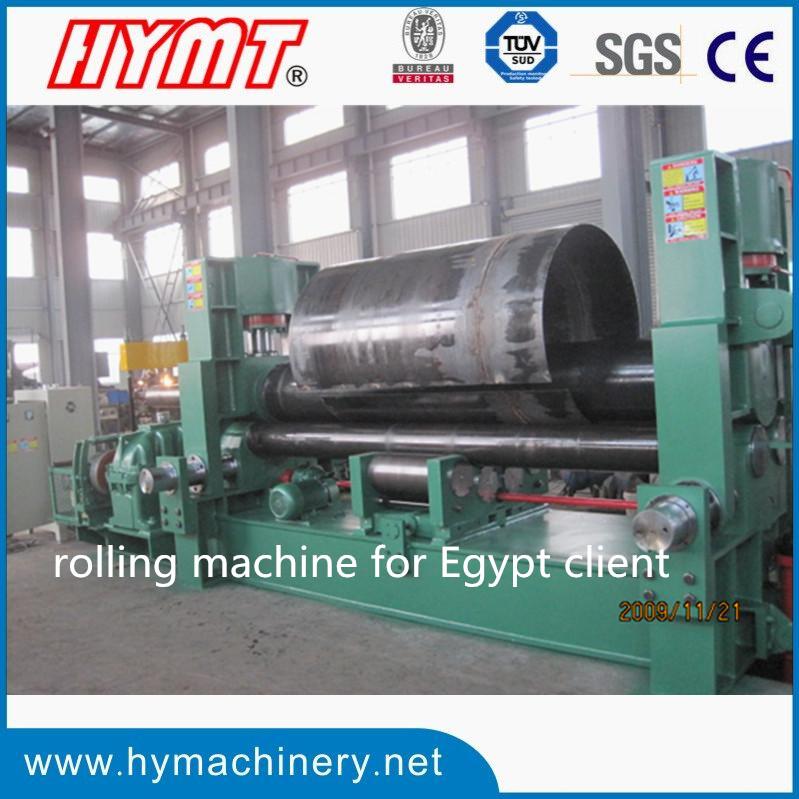 W11S-30x3200 universal steel plate bending machine