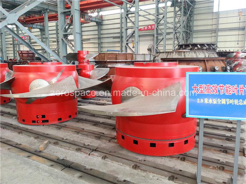 Impeller of pump