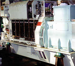 MAN 5L 16/24 diesel generator