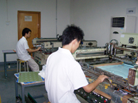 Factory Picture (Silk-Screen)
