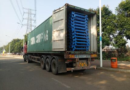 Loading Picture for Steel Pallet A