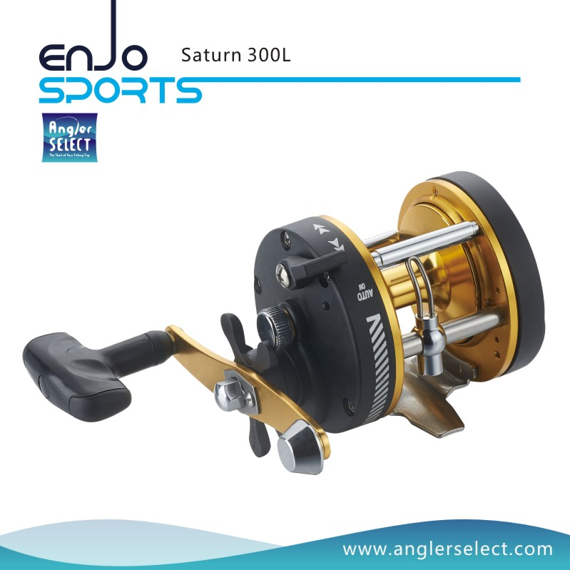 Saturn 300L Trolling Fishing Reel