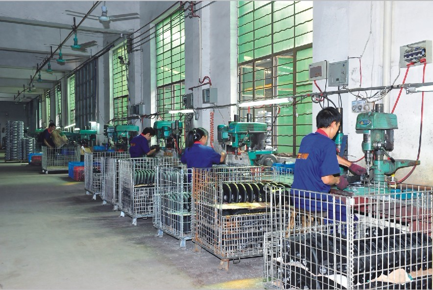 Metal Parts Processing Center