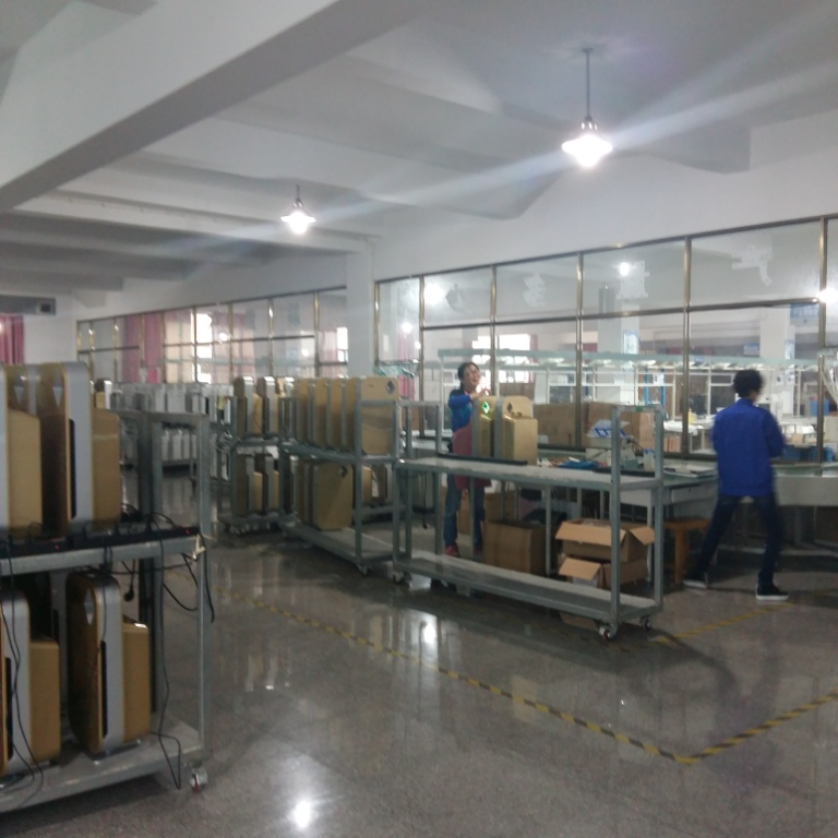 QC department