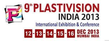 Plastivision India 2013, Mumbai, December 12-16. Our Booth Number: Booth No. 7h-7