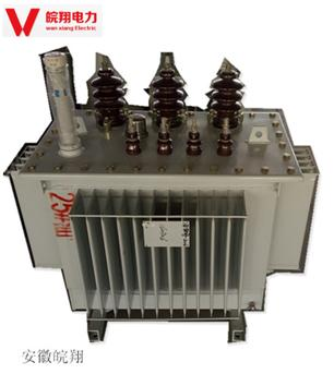 S11-630KVA oil immersed transformer