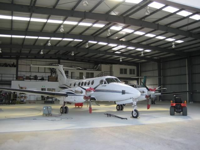 Australian Aircraft Maintenance Hanger
