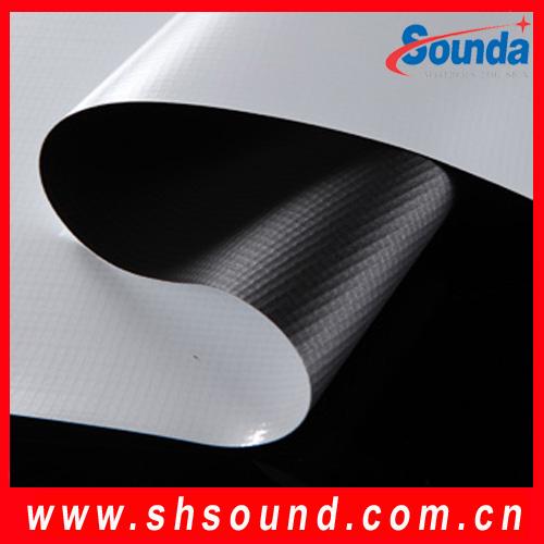 Outdoor Advertising PVC Frontlit Flex Banner (SF550)