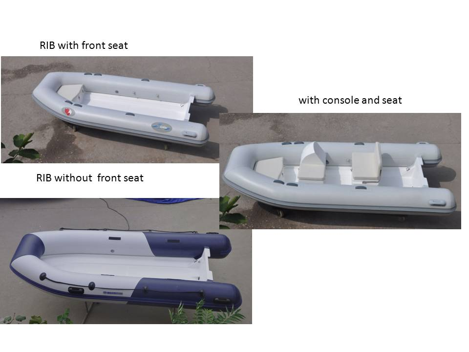 rib boat open floor 2.4m /8 feet - 5.2m /18 feet