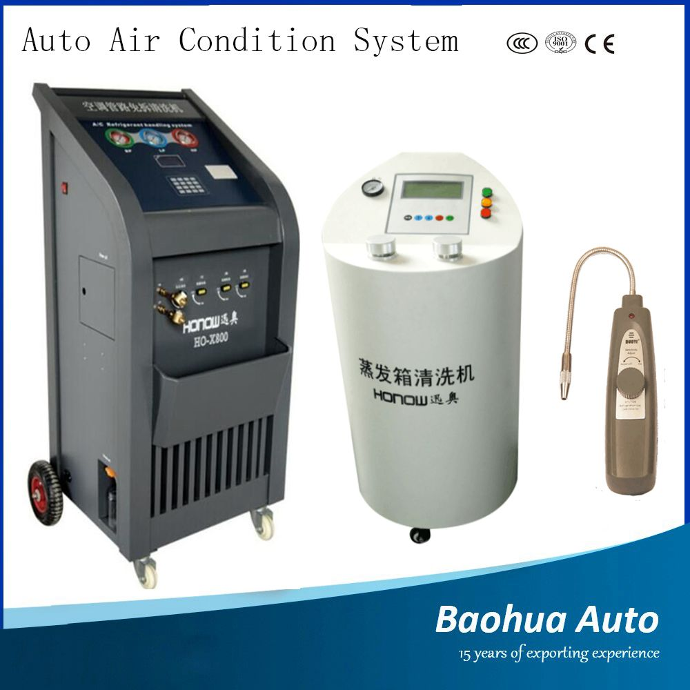 Auto Air condition system Maintenance Equipment