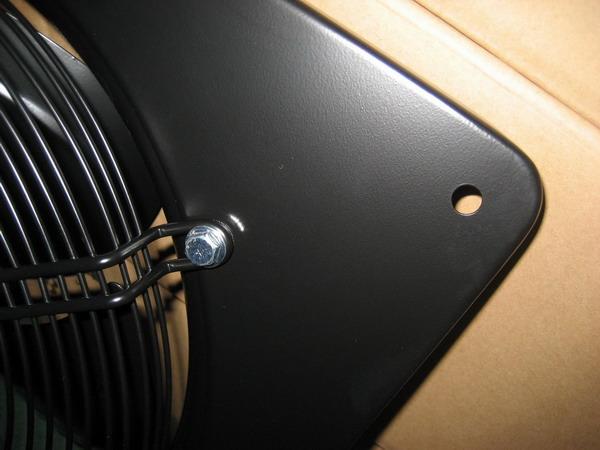 Axial Plate Fan