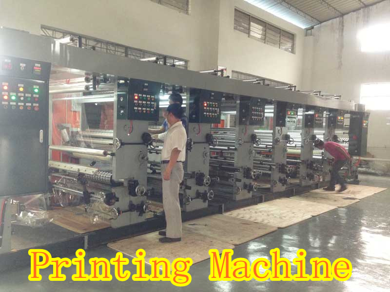 Printed Machines