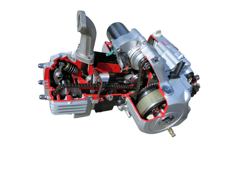 C110 ENGINE SIDE CUT
