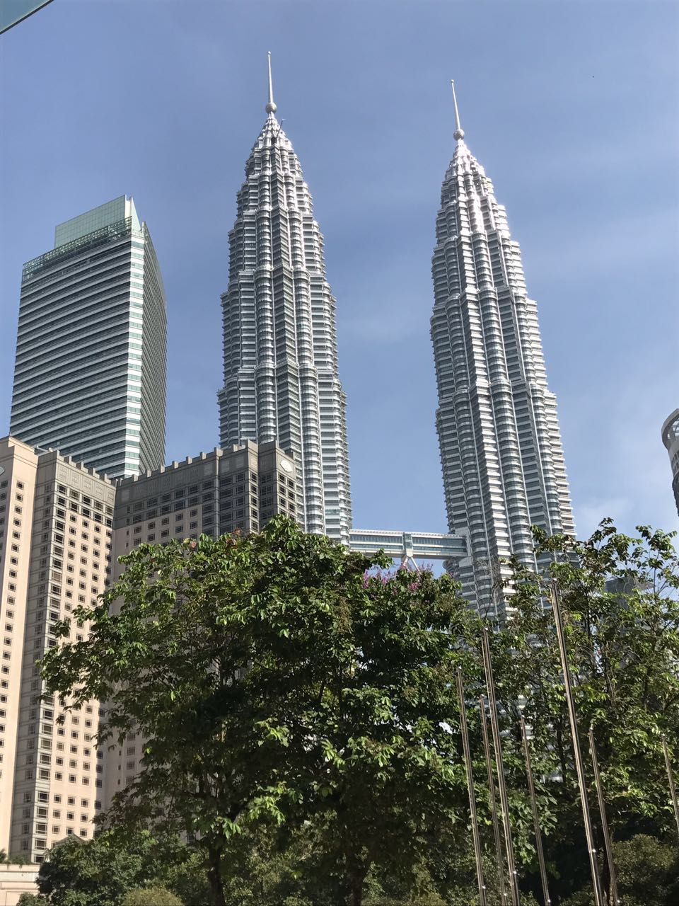 Visting tour to Malaysia