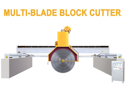 Multi blades block cutter (DQ2200/2500/2800)