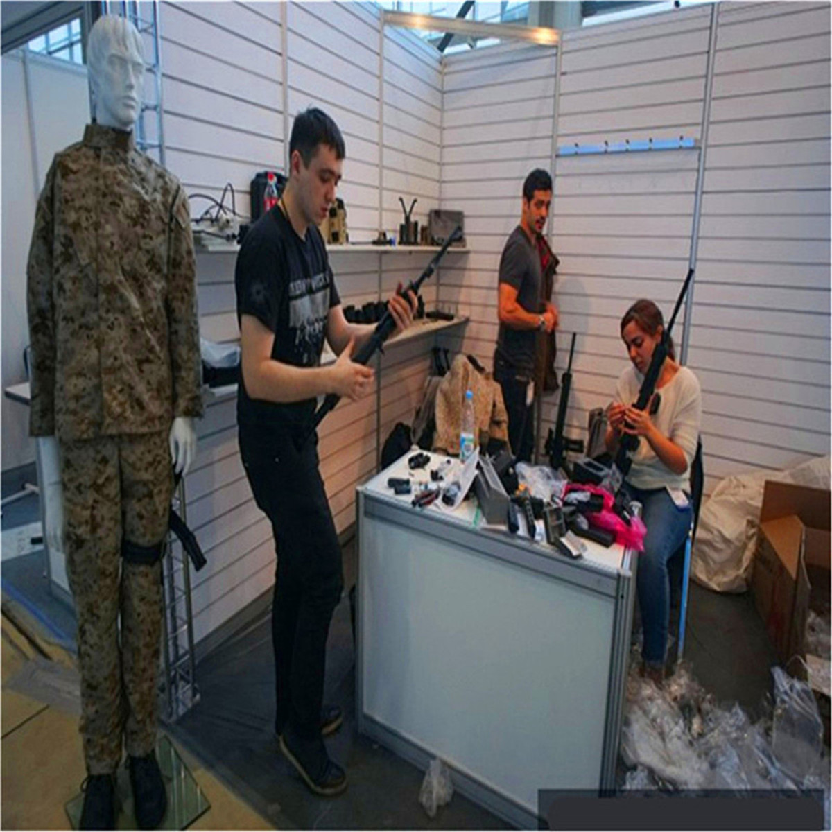 MILITARY&POLICE INTERNATIONAL EXHIBITION