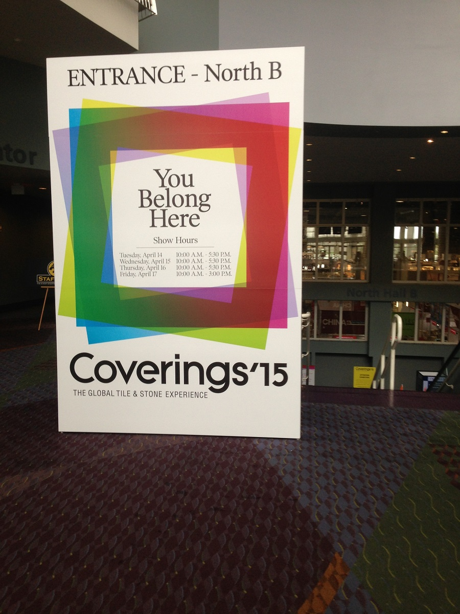 Coverings' 15