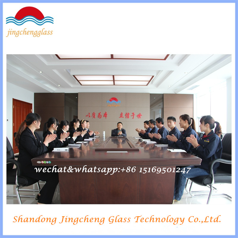 laminated glass sales meeting