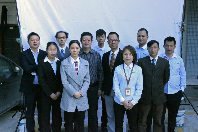 The management team for our company