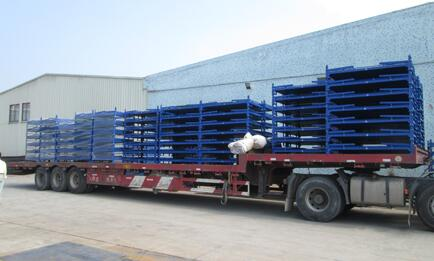 Loading Picture for Steel Pallet C