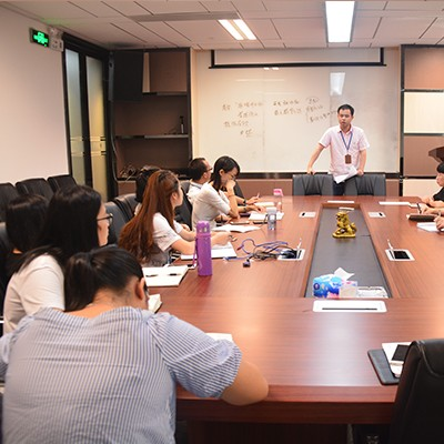 CBFI Midyear Meeting of 2016 Was Held in The Marketing Center