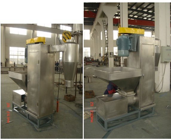 PET Drying Machine for a Indian customer