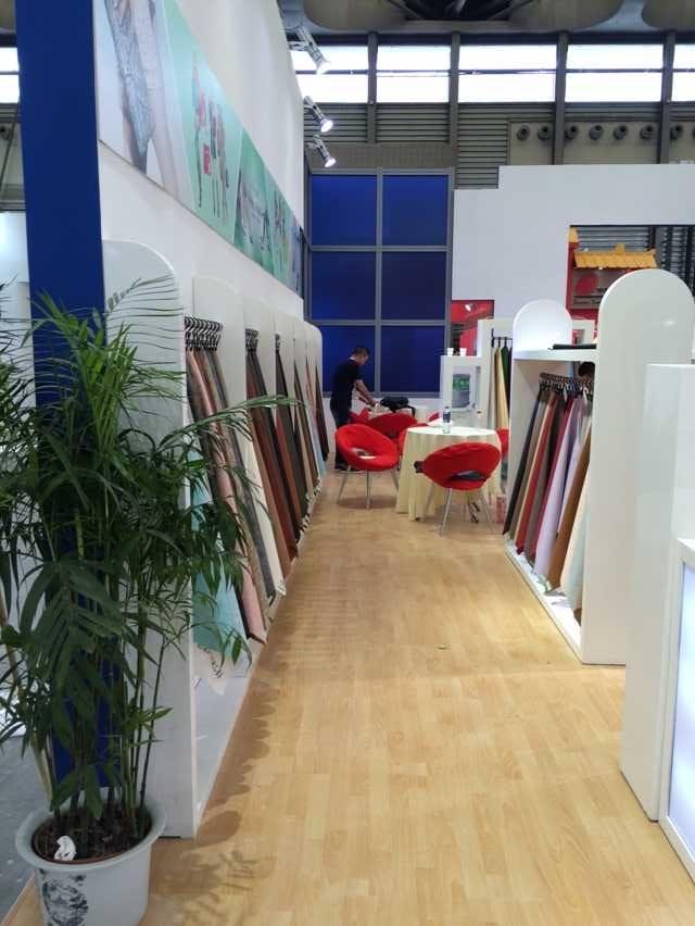 All China Leather Fair Shanghai 2015