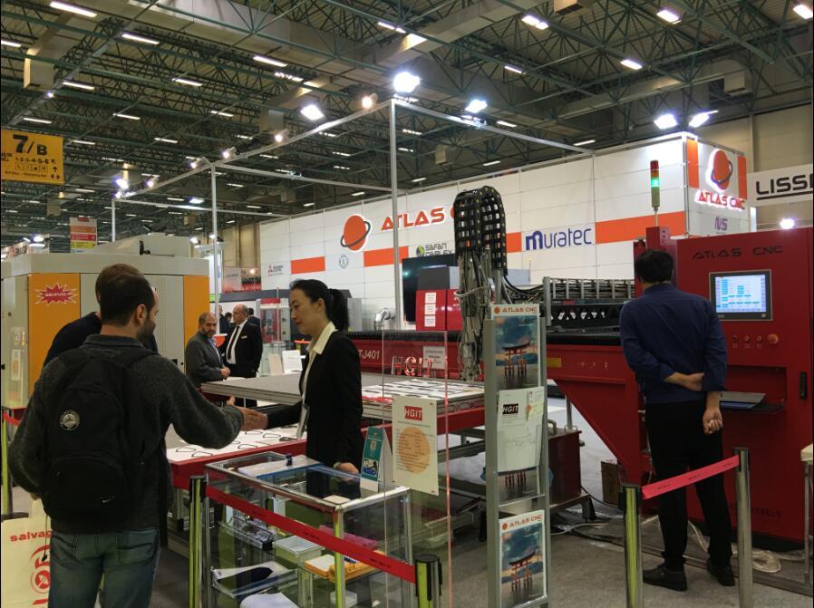 2016 Turkey Maktek Exhibition