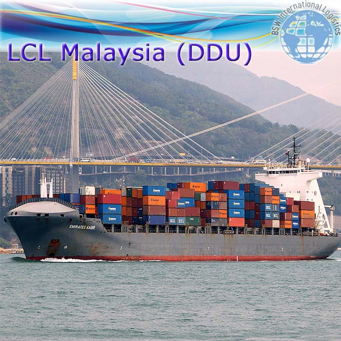 Ocean shipping From China to Thailand, Indonesia, Malaysia, Philippines