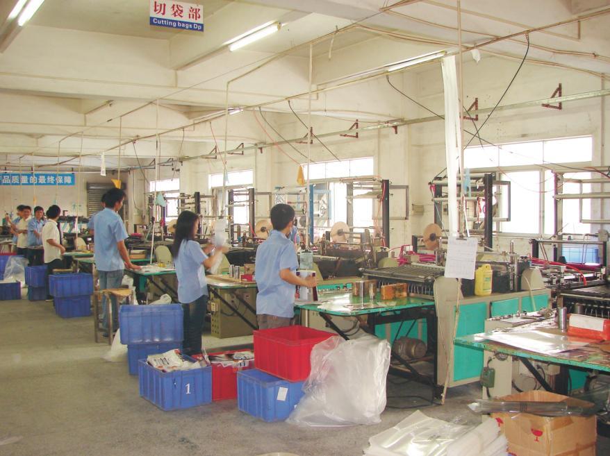 Plastic Bags -- Workshop