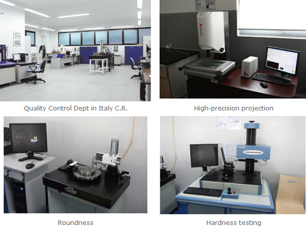 IKC bearing Quality Testing Center