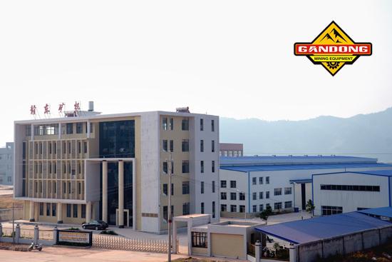 Jiangxi Gandong Mining Equipment Machinery Manufacturer