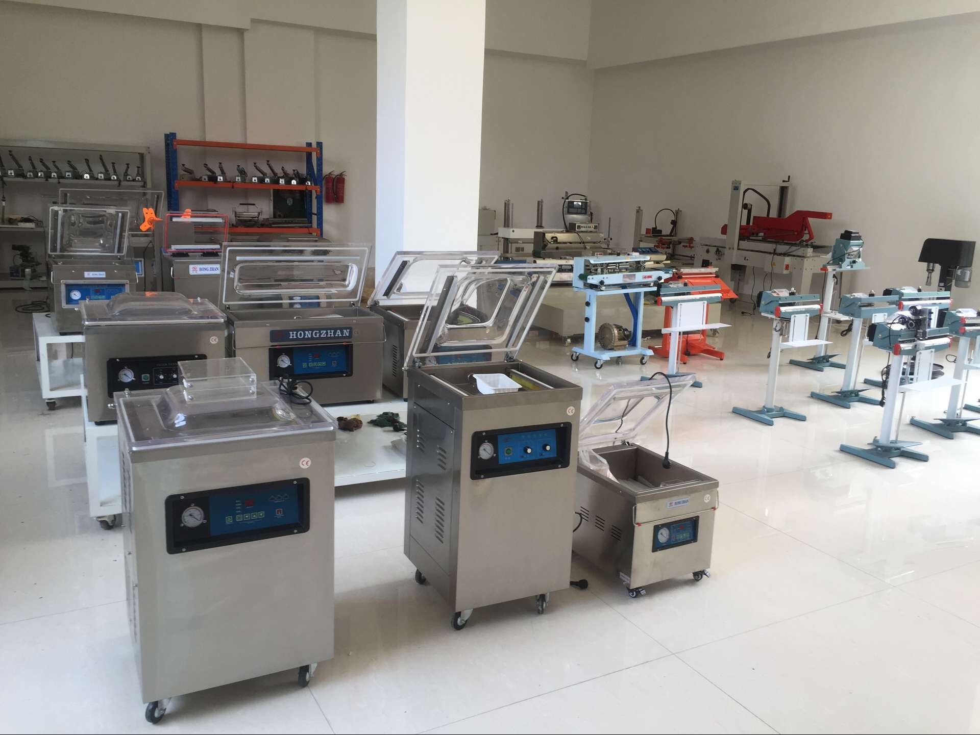 Zhejiang Hongzhan Packing Machinery Co., Ltd.