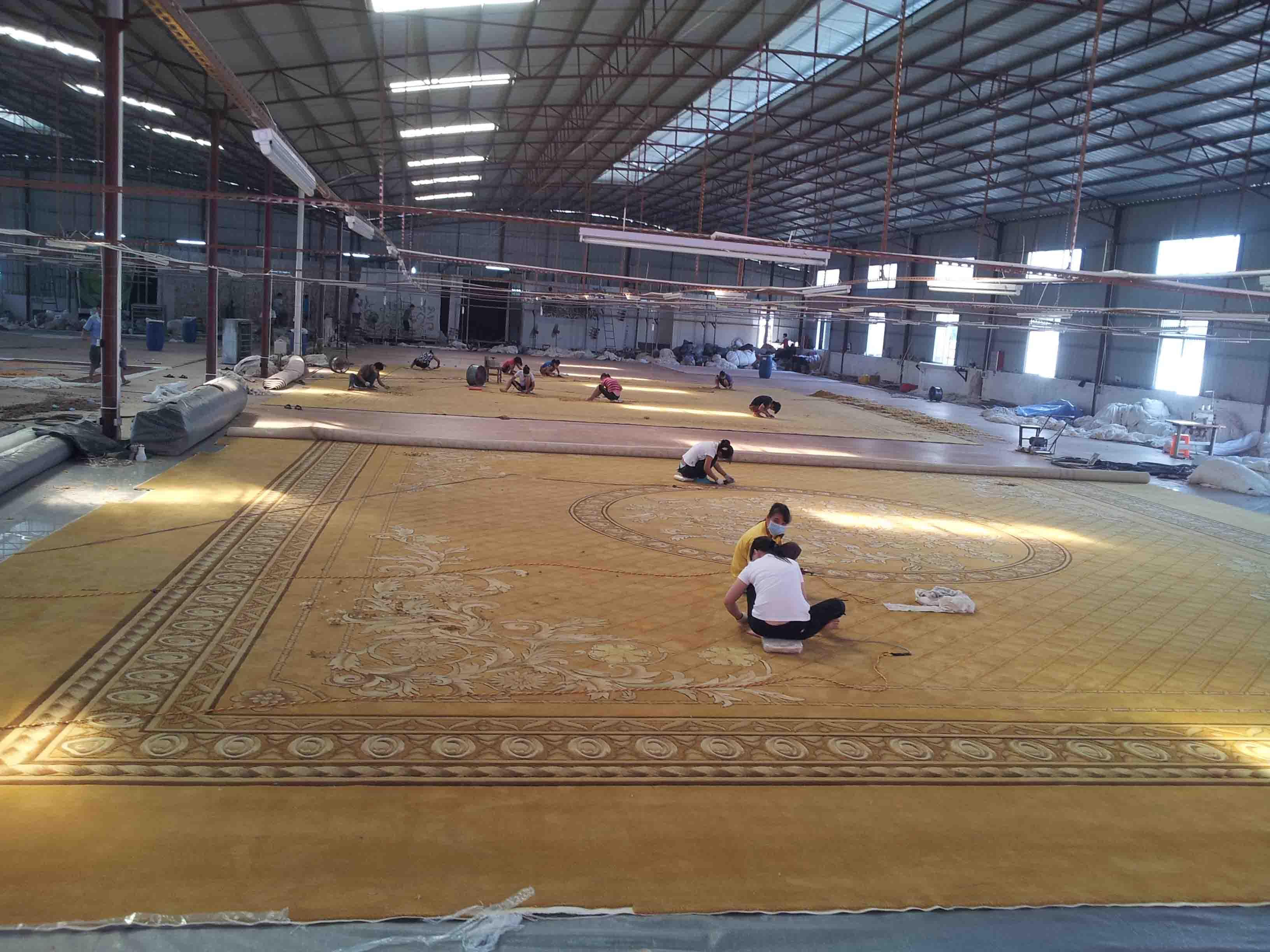 Glorta Carpet Co, Ltd  China Hand TuftingTeppich Lieferant
