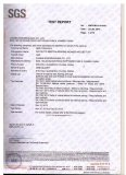 G666 HZX SGS certifice