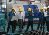 QINGDAO ENTRY-EXIT INSPECTION AND QUARANTINE BUREAU VISIT OUR COMPANY