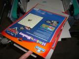 Folder gluer for CD box
