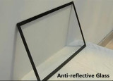 Anti-reflcetive glass for picture frame