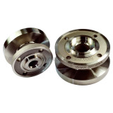 CNC Machined parts for textile machines