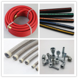 Paishun Tips: How to choose rubber hose and fittings?