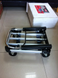 4 WHEEL HAND CART by ALUMINUM